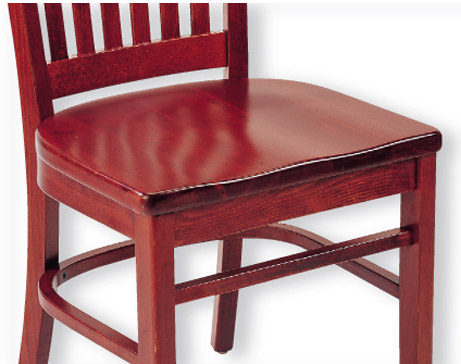 (+) larger image & Commercial Wood Restaurant Ladder Back Chair [4613] - $85.98 : islam-shia.org